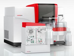 ContrAA 800 D AAS spectrometer